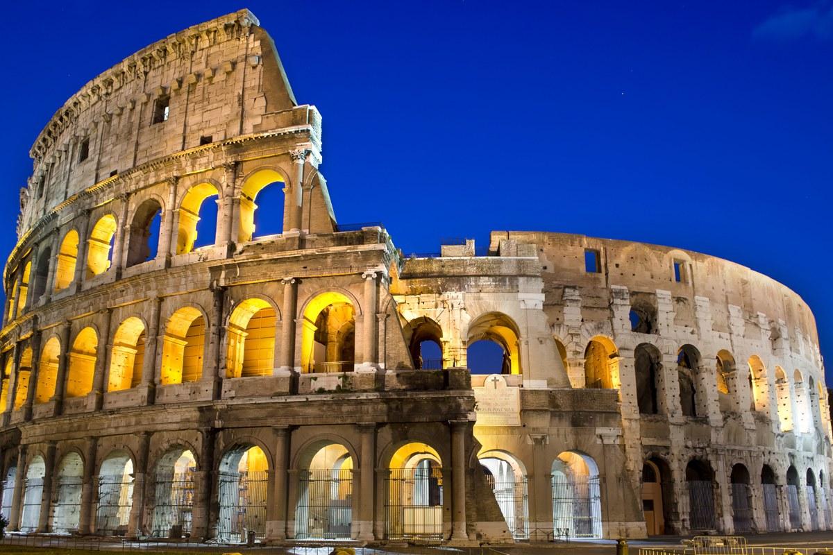 Personeelsincentive naar verrassend Rome.
