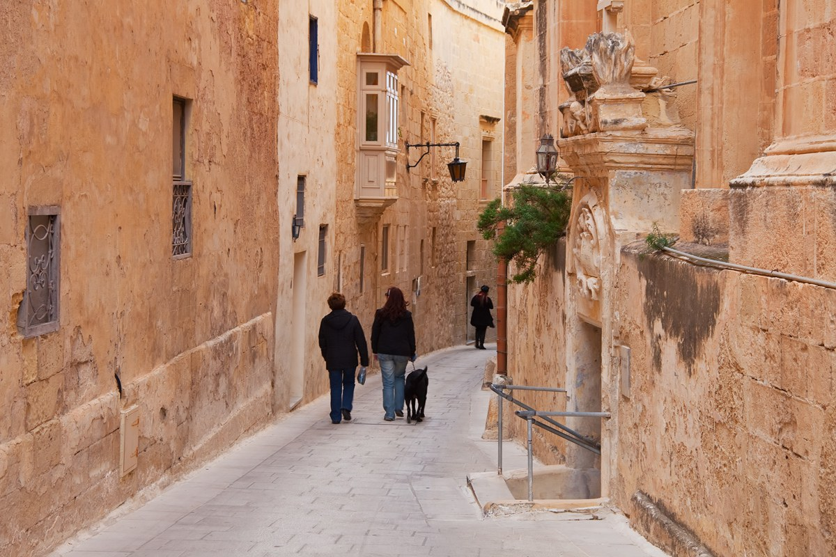 Malta: goedkope personeelstrip