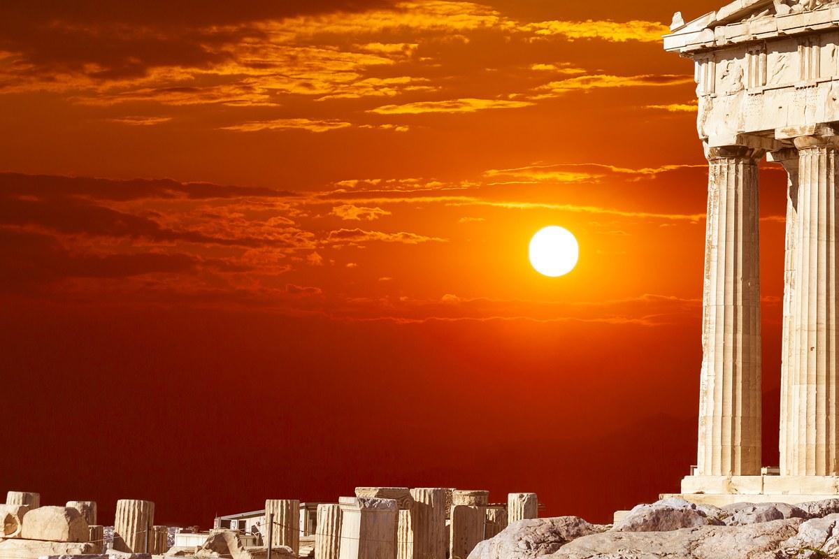 Inspiratiereis naar zonnig Athene.