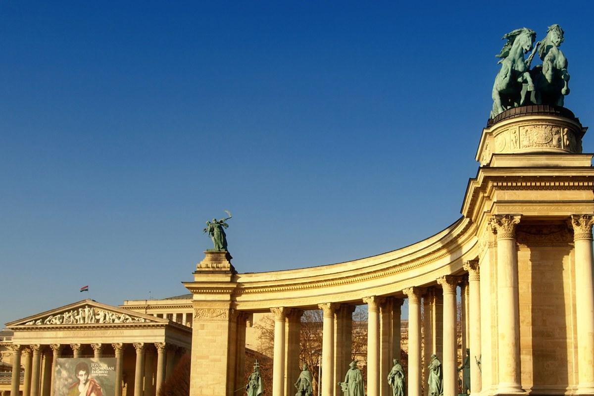 Personeelsreisje naar Bruisend Boedapest