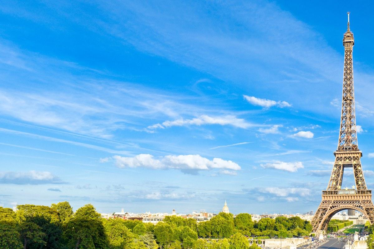 Parijs | superleuk personeelsuitje | 3 dagen