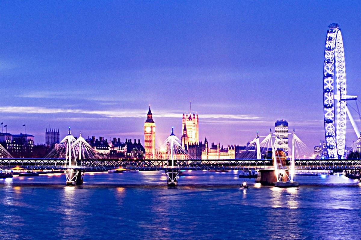 Londen | adrenalinerijk bedrijfsuitje | 2 dagen