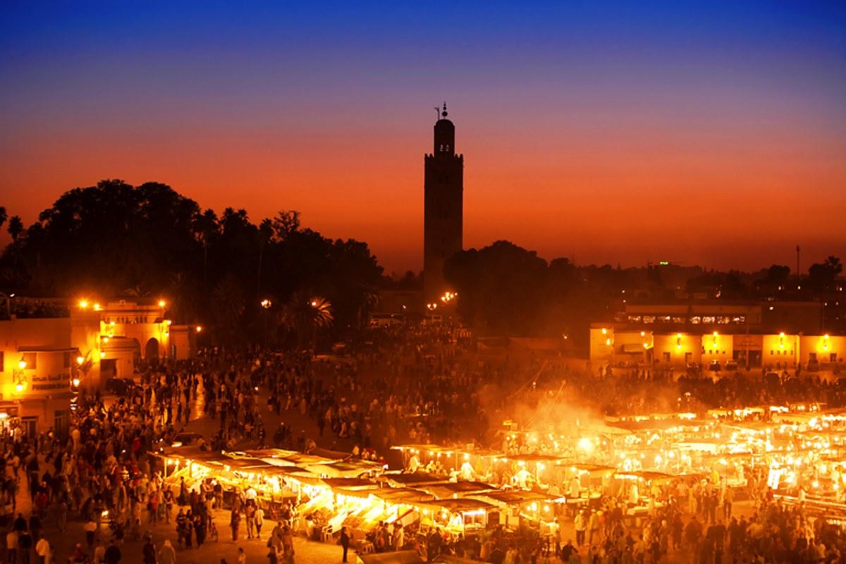 Verrassende jubileumreis naar sprookjesachtig Marrakech.