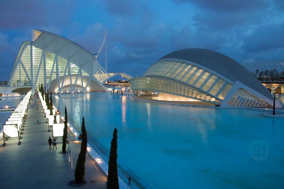 Valencia incentivereis met 2 overnachtingen