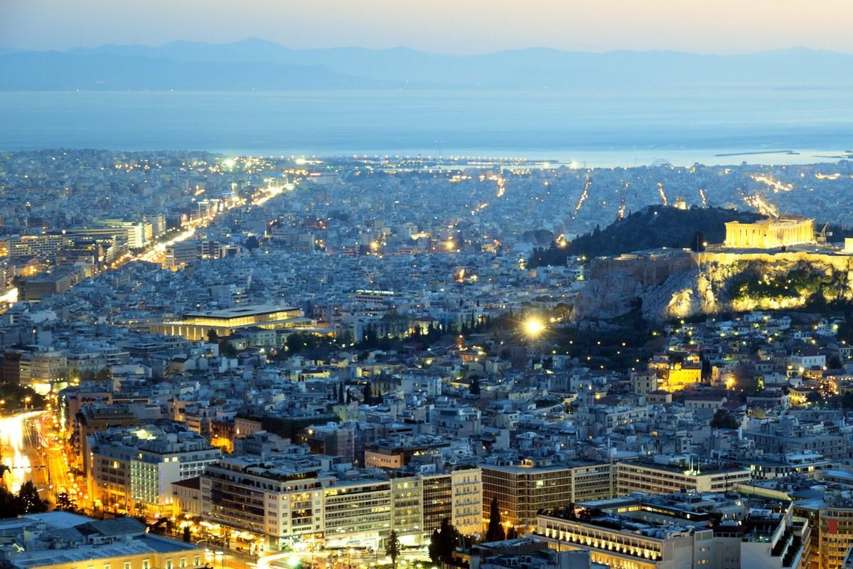 Athene | luxe dealerreis | 4 dagen