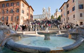 Bedrijfsuitje met meeting in Rome