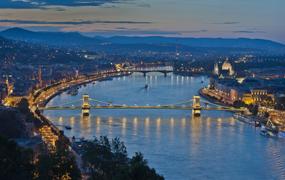 Boedapest, een winter personeelsreisje