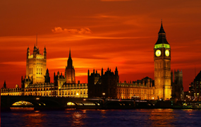 Londen city shortbreak