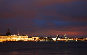 St. Petersburg, een betoverend schilderij! Unieke personeelsreis