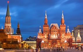 Personeelsreis naar Mysterious Mondain Moskou