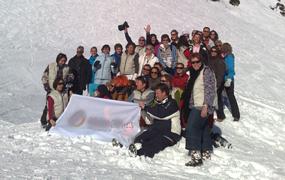 Incentive-wintersport-ski combinatie Oostenrijk