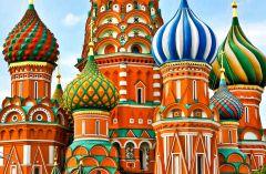 Studiereis naar Moskou